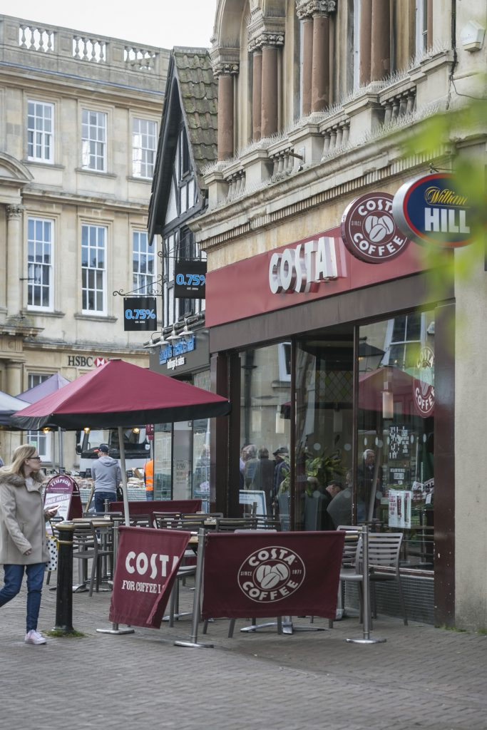 Costa Coffee<br> <a target=