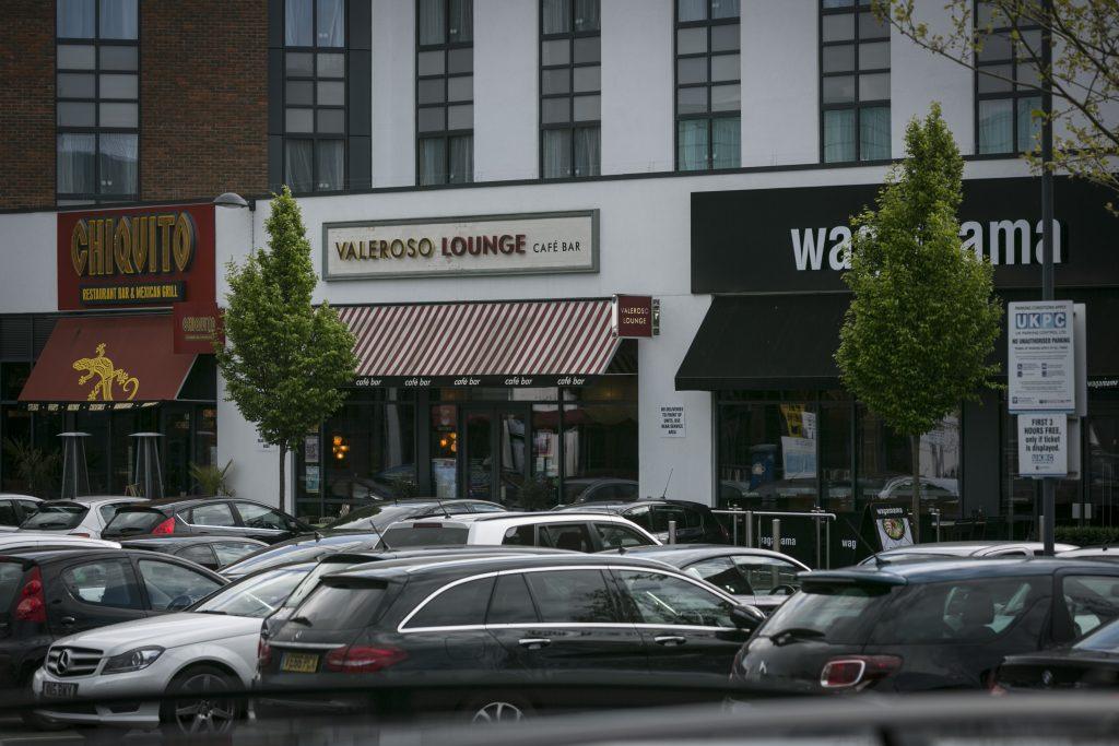 High Street Restaurants<br> <a target=
