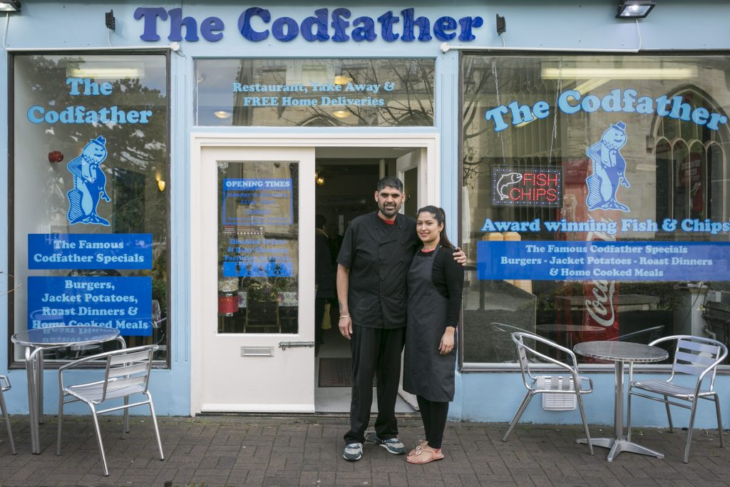 The Codfather<br> <a target=