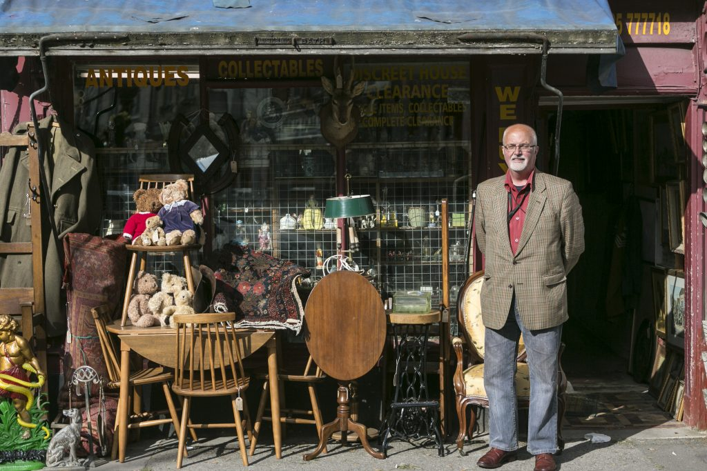Trowbridge Antiques Shop