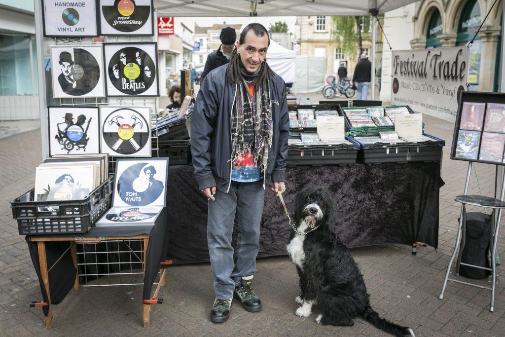 Trowbridge Market - Festival Trade
