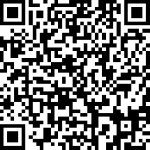 The QR Code Takes You To The Christmas Light Survey.